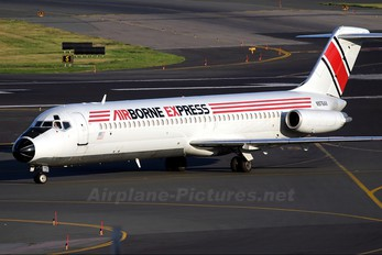 N976AX - Airborne Express McDonnell Douglas DC-9