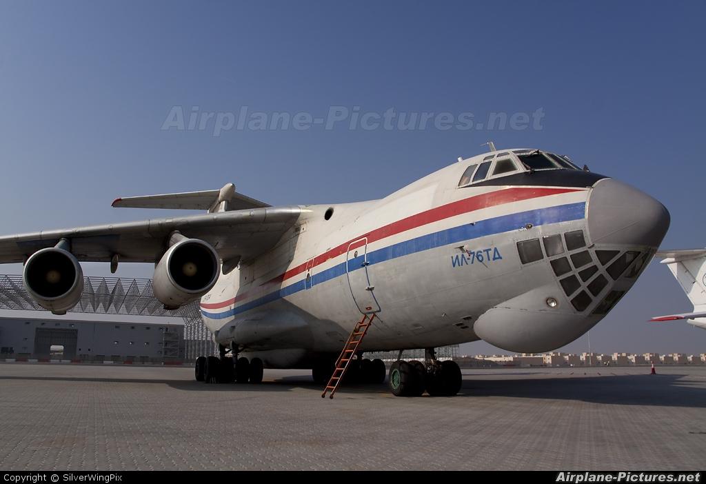 Air Trust Aircompany UP-I7634 aircraft at Sharjah Intl