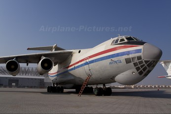 UP-I7634 - Air Trust Aircompany Ilyushin Il-76 (all models)