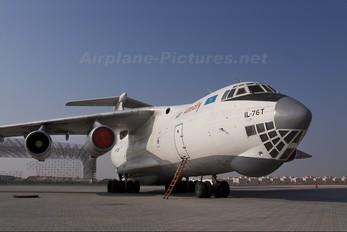 UP-I7602 - Air Almaty Ilyushin Il-76 (all models)