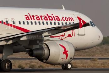A6-ABL - Air Arabia Airbus A320
