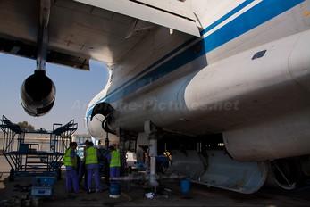 EK-76487 - Click Airways Ilyushin Il-76 (all models)