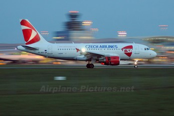OK-NEO - CSA - Czech Airlines Airbus A319