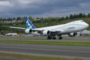 N50217 - Boeing Company Boeing 747-8F aircraft