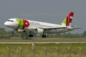 CS-TNA - TAP Portugal Airbus A320