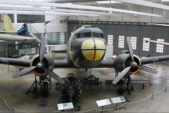 14+01 - Germany - Air Force Douglas C-47D Skytrain