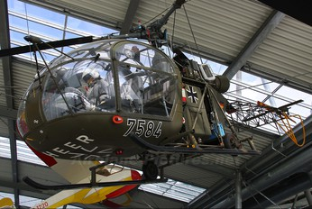 75+84 - Germany - Army Sud Aviation SA-313 / 318 Alouette II (all models)