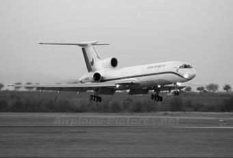 1016 - Czech - Air Force Tupolev Tu-154M