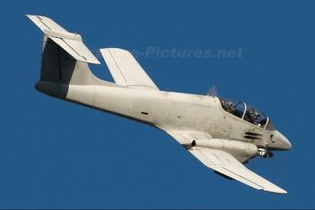 A-534 - Argentina - Air Force FMA IA-58 Pucara