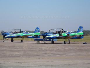 """1360 - Brazil - Air Force """"Esquadrilha da Fumaça"""" Embraer EMB-312 Tucano T-27"""