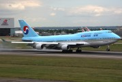 HL7465 - Korean Air Boeing 747-400 aircraft