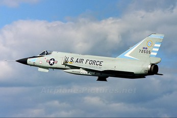 57-2505 - USA - Air Force Convair F-106 Delta Dart