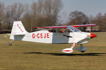 G-CEJE - Private Whittman W10 Tailwind