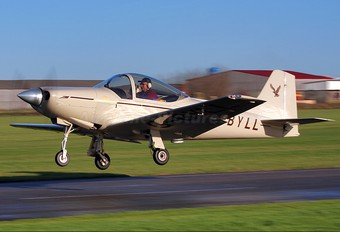 G-BYLL - Private Falco F8