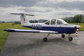 G-LFSA - Private Piper PA-38 Tomahawk