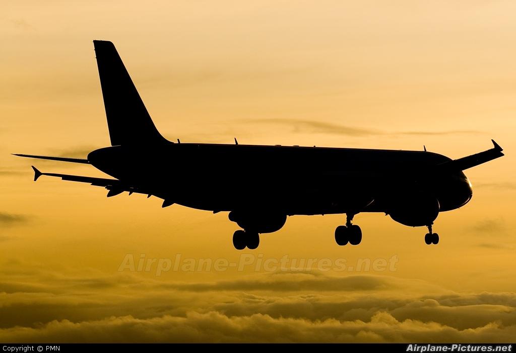 MyTravel Airways G-SMTJ aircraft at Manchester
