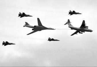 - - Russia - Air Force Tupolev Tu-160