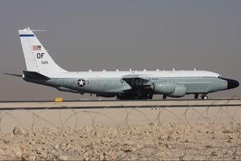 62-4125 - USA - Air Force Boeing RC-135W Rivet Joint