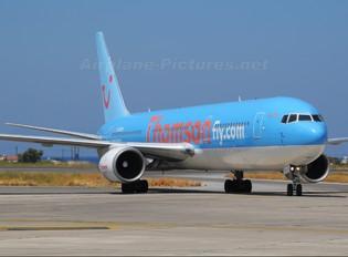 G-OBYH - Thomson/Thomsonfly Boeing 767-300ER