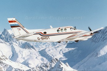 G-BHGT - Air Continental Beechcraft 90 King Air