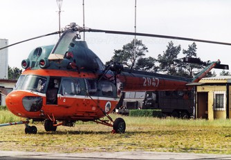 2947 - Poland - Navy Mil Mi-2