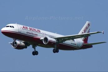 HB-IOV - Air Berlin - Belair Airbus A320