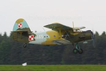 1465 - Poland - Air Force Antonov An-2