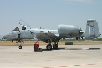 78-0712 - USA - Air Force Fairchild A-10 Thunderbolt II (all models)
