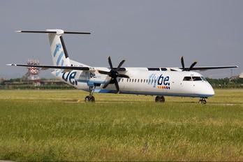 G-JEDK - Flybe de Havilland Canada DHC-8-400Q / Bombardier Q400