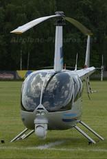 SP-SKY - TVN Robinson R44 Newscopter