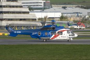 G-ZZSI - Bristow Helicopters Eurocopter EC225 Super Puma