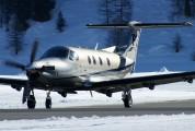HB-FOW - Private Pilatus PC-12 aircraft