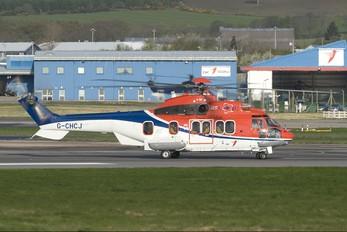 G-CHCJ - CHC Scotia Eurocopter EC225 Super Puma