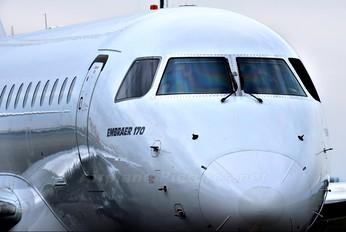 D-ALIA - Cirrus Airlines Embraer ERJ-170 (170-100)