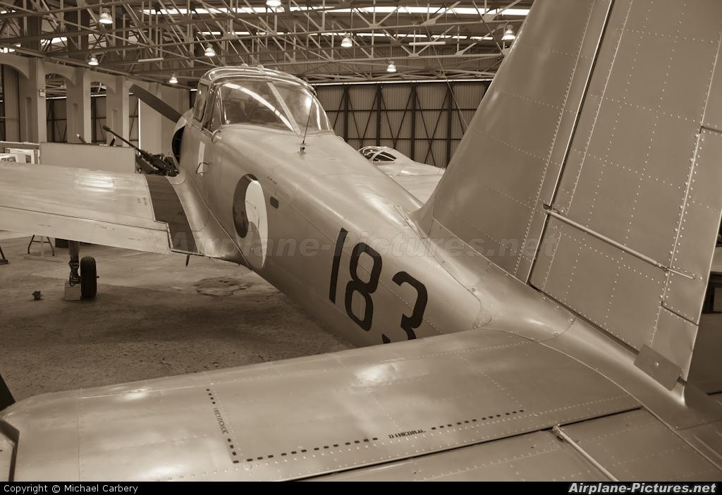Ireland - Air Corps 183 aircraft at Casement / Baldonnel