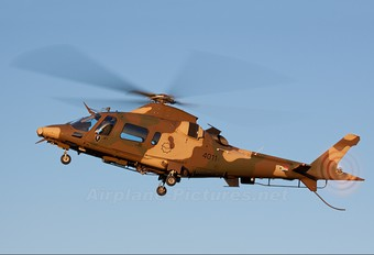 4011 - South Africa - Air Force Agusta / Agusta-Bell A 109