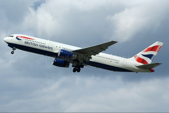 G-BNWT - British Airways Boeing 767-300