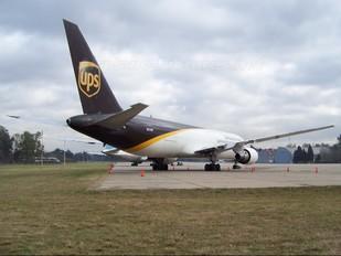 N322UP - UPS - United Parcel Service Boeing 767-300ER