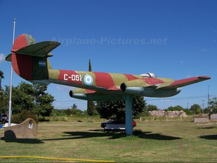 I-051 - Argentina - Air Force Gloster Meteor F.4
