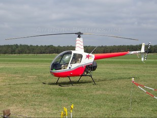 LV-ANZ - Private Robinson R22