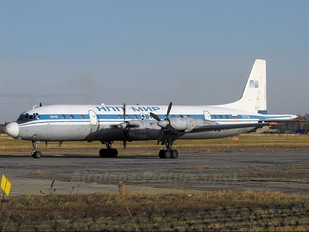 RA-75713 - NPP Mir Ilyushin Il-18 (all models)