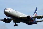 VP-BWV - Aeroflot Boeing 767-300ER aircraft