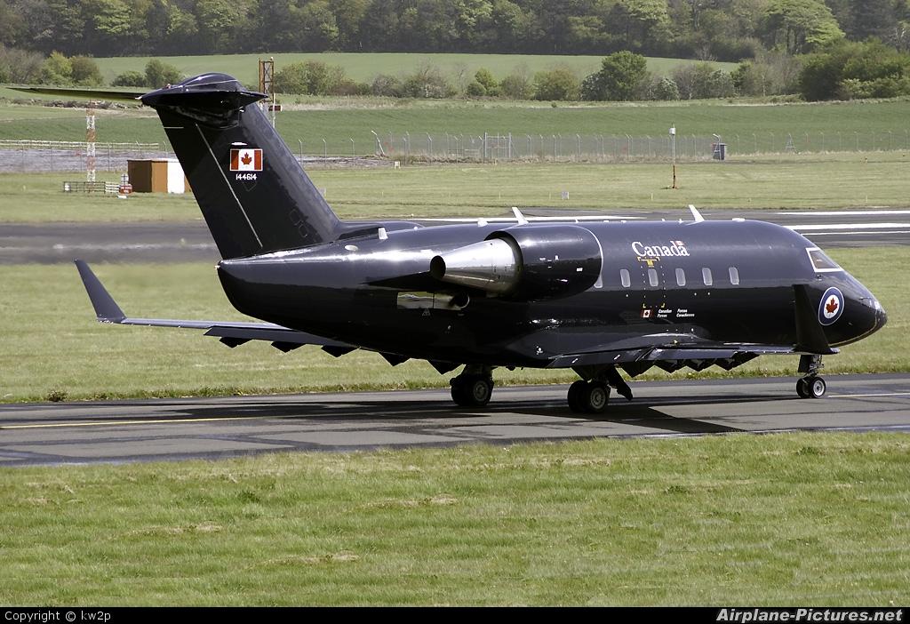 Canada - Air Force 144614 aircraft at Prestwick