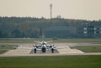 SE-KXP - West Air Europe British Aerospace ATP