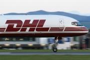 G-BIKK - DHL Cargo Boeing 757-200F aircraft