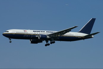 N768NA - North American Airlines Boeing 767-300