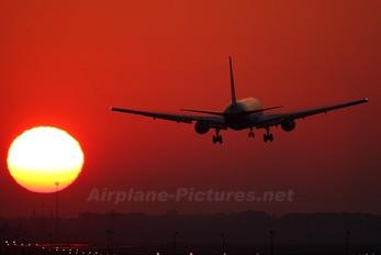 - - Unknown Boeing 767-200