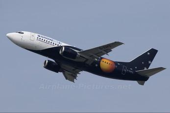 G-ZAPZ - Titan Airways Boeing 737-300QC