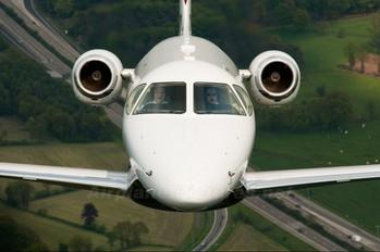 PH-JCI - Solid Air Hawker Beechcraft 390 Premier