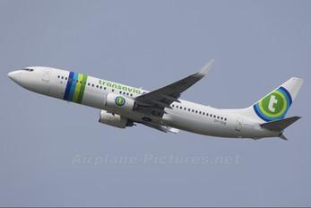 OY-TDB - Transavia Denmark Boeing 737-800